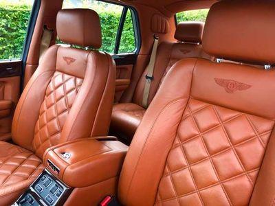 gebraucht Bentley Arnage ArnageT Mulliner - Deutsche Erstauslieferung