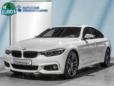 gebraucht BMW 440 i Gran Coupe M Sport Navi Prof. Glasdach LED