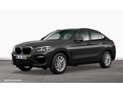 gebraucht BMW X4 25d M Sport X Head-Up HK Navi AHK