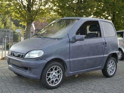 gebraucht Microcar Virgo Mopedauto Leichtmobile 45 KM