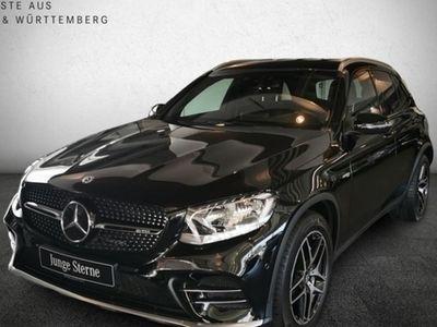 gebraucht Mercedes GLC43 AMG AMG4MATIC Distronic Comand Sitzklima HUD