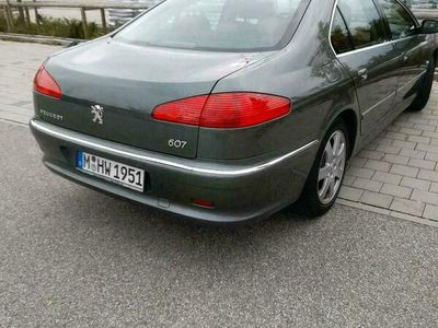 gebraucht Peugeot 607