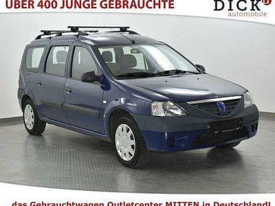 gebraucht Dacia Logan Neu MCV 1.6 Ambiance AHK