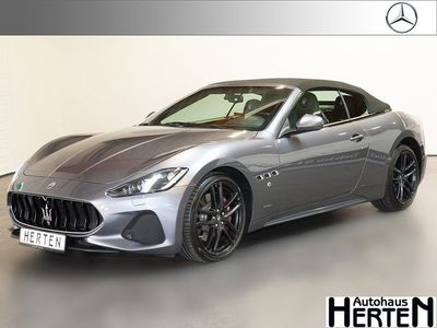 gebraucht Maserati GranCabrio 4.7 V8,Facelift,Bi-Xenon,Multimedia
