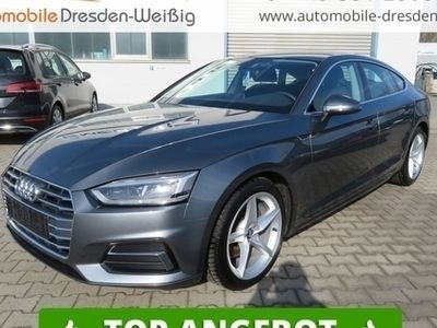 gebraucht Audi A5 2.0 TFSI sport*S Tronic*LED*Navi+*VirtualCockpit*