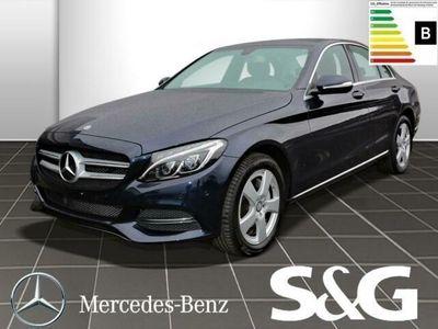gebraucht Mercedes C250 AVANTGARDE AHK/Sitzheizung/Parktronic/CD/