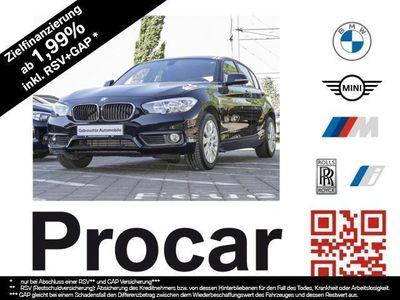 gebraucht BMW 120 i 5-Türer Advantage Automatik PDC Tempomat