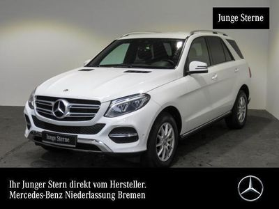gebraucht Mercedes GLE250 d COMAND ILS LED Easy-Pack Sitzh Remote