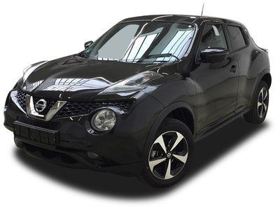 gebraucht Nissan Juke 1.6 Benzin