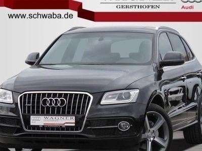 gebraucht Audi Q5 2.0 TDI quattro S-tr.*3xS-LINE*PANO*NAVI*StHZ