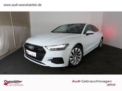 gebraucht Audi A7 Sportback 50 TDI qu/Luftf./HD-Matrix-LED/Pano