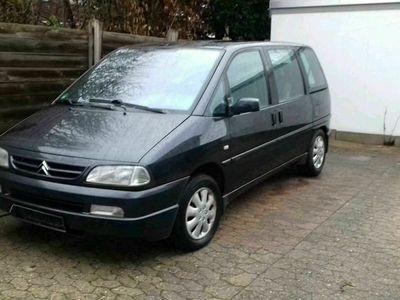 gebraucht Citroën Evasion Export/Bastler Fahrzeug zu...