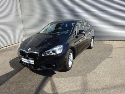 gebraucht BMW 218 D A Navi-LED