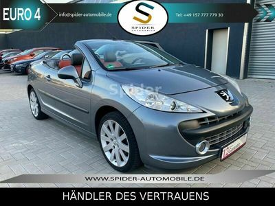 gebraucht Peugeot 207 CC Cabrio-Coupe Sport