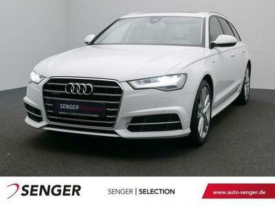 gebraucht Audi A6 Avant 3.0 TDI S line Selection bei Gebrachtwagen.expert