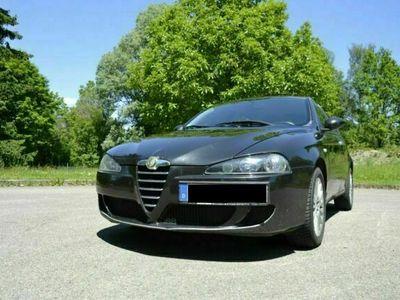 gebraucht Alfa Romeo 147 TS 120PS 1,6l TÜV NEU