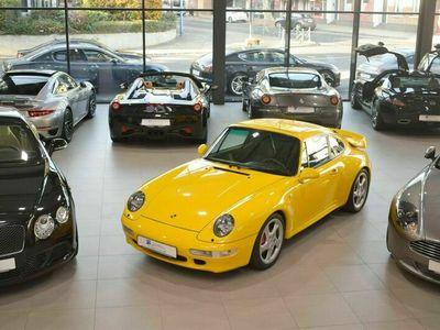 gebraucht Porsche 993 Turbo / Coupe WLS **Top Zustand**