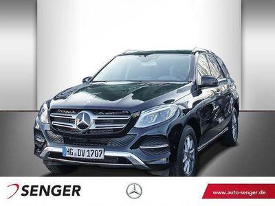 gebraucht Mercedes GLE250 d 4MATIC Off-Roader Standhzg. Park-Assist SHD Keyl