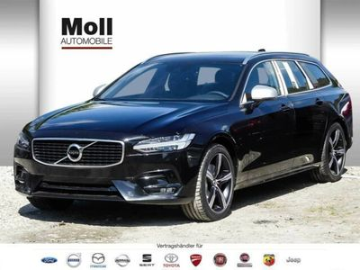 gebraucht Volvo V90 D4 Geartronic R Design Navi LED Rückfahrkame PDF