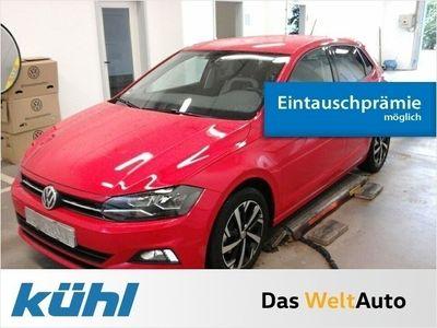 gebraucht VW Polo beats VI 1.0 TSI Sport App Connect 16 Zoll