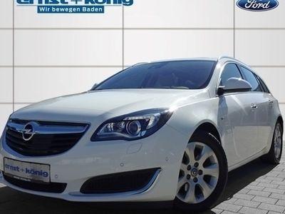 gebraucht Opel Insignia 2.0 CDTI Sports Tourer ecoFLEXStart/Stop Innovatio
