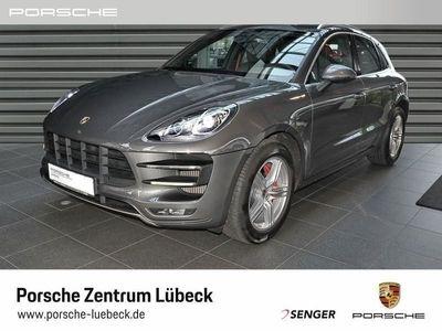 käytetty Porsche Macan Turbo Luftfederung Panorama Rückfahrkamera