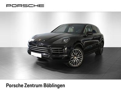 gebraucht Porsche Cayenne 21-Zoll RS Spyderräder