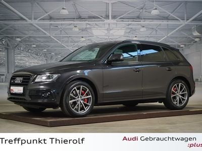 gebraucht Audi SQ5 3.0 TDI quattro competition Navi+ Xenon