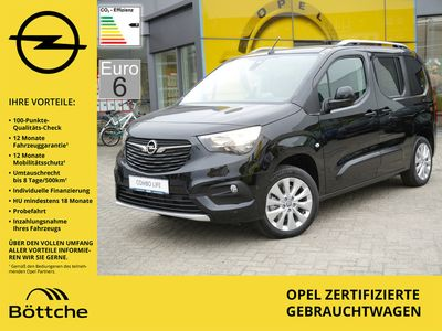 gebraucht Opel Combo 1.5D Life Innovation KAMERA HUD NAVI EU6