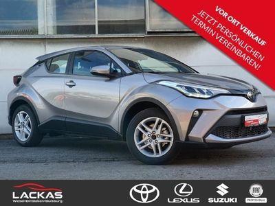 gebraucht Toyota C-HR FLOW 1.2 TURBO*LED*ACC*RÜCKFAHRKAM.*FERNLICHTASS.*LED-TAGFAHRLICHT*MULTIF.LENKRAD