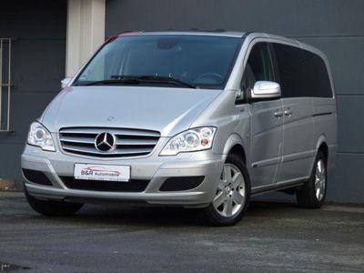 gebraucht Mercedes Viano 3.0 CDI Ambiente Edition lang*LEDER*NAVI*