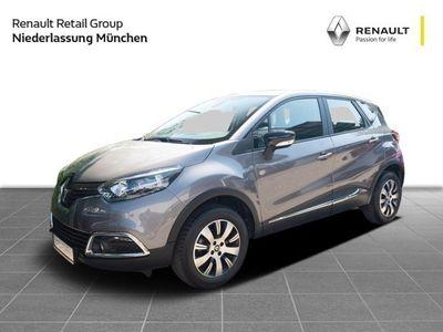 second-hand Renault Captur CAPTUR 0.9 TCe 90 EXPERIENCE Navi Klimaautomatik
