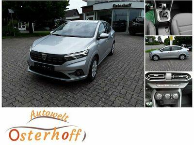 gebraucht Dacia Logan TCe 90 CVT Comfort Einparkhilfe hinten, Komfort-Paket, Elektrische Fensterheber hinten