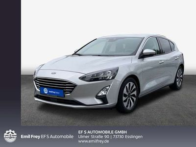 gebraucht Ford Focus 1.5 EcoBlue COOL&CONNECT*LED/Klimaaut./Winterpaket*