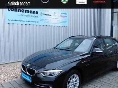gebraucht BMW 320 d Touring 2.0 Sportline xDrive AT, Navi, LED-Schei