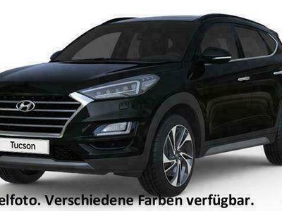 gebraucht Hyundai Tucson Tucson FLFL 1.6 T s&s 7AT Navi klimaauto