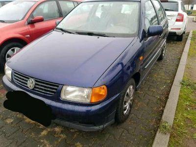 käytetty VW Polo 6N