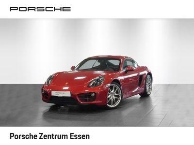 gebraucht Porsche Cayman Bi-Xenon, Color, Bose, Sportsitze