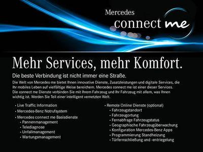 gebraucht Mercedes GLC220 d 4M Exclusive 18 Zoll 9G-Tronic ILS