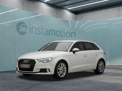gebraucht Audi A3 Sportback A3 1.4 TFSi sport Virtual NaviPlus