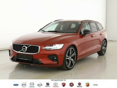 gebraucht Volvo V60 T6 AWD Geartronic R-Design,BusiPRO,Xenium,LadePRO