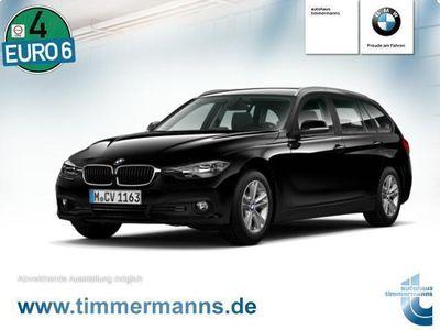 gebraucht BMW 318 d Touring Advantage Aut. Navi PDC Klimaaut.