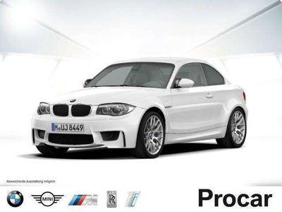gebraucht BMW 1M Coupé M (Individual Xenon Bluetooth Klima)