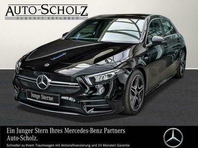 gebraucht Mercedes A35 AMG 4M AMG+PANORAMADACH+NAVI-PREMIUM+MBUX++
