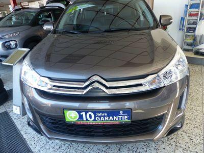 gebraucht Citroën C4 Aircross HDi 115 Stop & Start 2WD Attraction