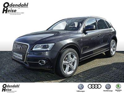 gebraucht Audi Q5 2.0 TDI quattro S tronic Klima Xenon Navi
