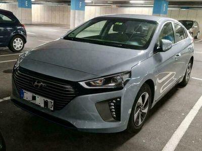 gebraucht Hyundai Ioniq Style Hybrid 1.6 GDI Navi SHZ Temp