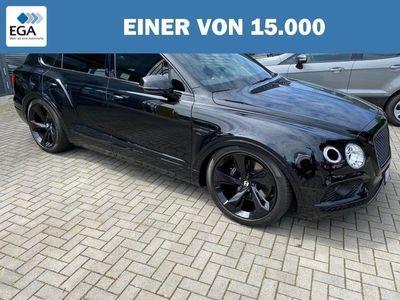 gebraucht Bentley Bentayga Diesel, full black designed