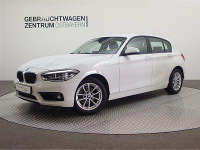 gebraucht BMW 120 i Aut. Advantage Navi+LED+MFL+PDC+SHZ+BT++