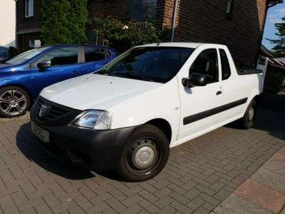 gebraucht Dacia Logan Pick-Up Logan Pickup Ambiance Klima EFH 85tkm